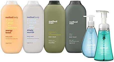 Method Bath & Body Starter Brand Box (Worth $65.60)