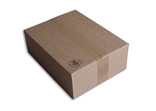 Lot de 25 Boîtes carton (N°39) format 320x240x110 mm