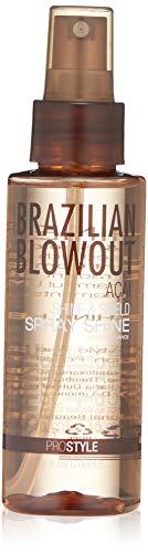 BRAZILIAN BLOWOUT Acai Shine & Shield Spray Shine, 4 Fl Oz