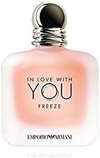 Giorgio Armani Unisex Love with You VAPORIZADOR Liebe mit IHNEN EAU DE Parfum Freeze 100ml Vaporizer, Negro, tylko