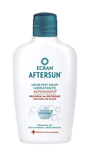 Ecran - Aftersun Leche Post-Solar Hidratante y Reparadora - 200 ml