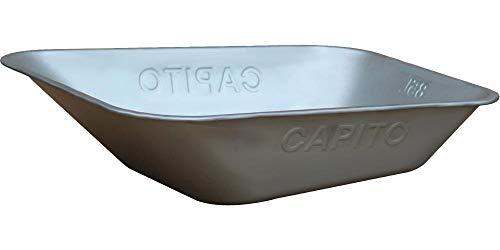 CAPITO Ersatzmulde/Mulde 85l für Allcar 85 verzinkt gelocht 0,9mm