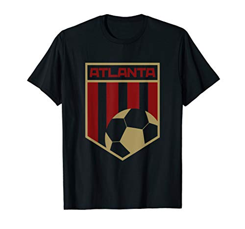 Atlanta Soccer Jersey Style United Football Men Women Kids T-Shirt