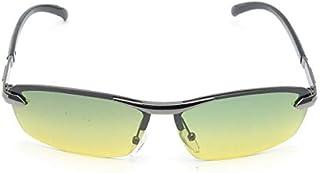 cool جميل الرجال الاستقطاب النظارات الشمسية اليوم للرؤية الليلية UV400 نظارات القيادة طيار نظارات الشمس Sports Glasses
