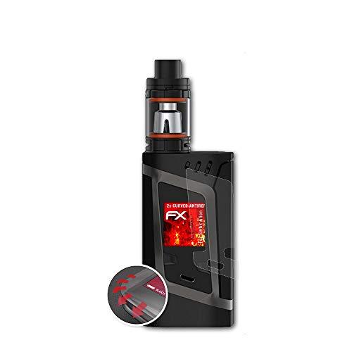atFoliX Schutzfolie kompatibel mit Smok Alien Folie, entspiegelnde und flexible FX Displayschutzfolie (2X)