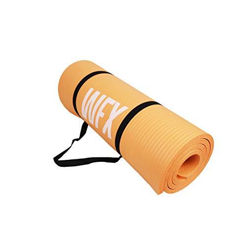 Fitnessmatte Yamuna EXTRA-dick und weich, ideal für Pilates, Gymnastik und Yoga Abbildung 3