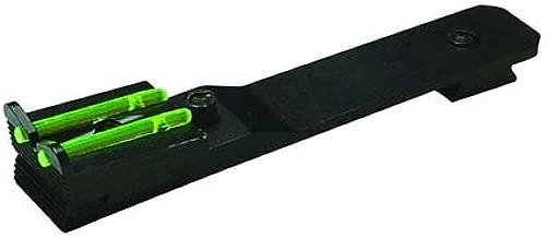 HIVIZ Fiber Optic Rifle/Shotgun Rear Sight