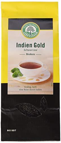 Lebensbaum Schwarztee Lose - Indien Gold -Broken-, 250 g