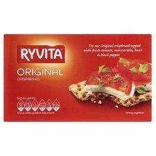 Ryvita Original OFFer Crispbread 250g Large-scale sale Pack of - 6