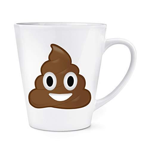 Caca Caca Emoticono 0,35L Latte Taza