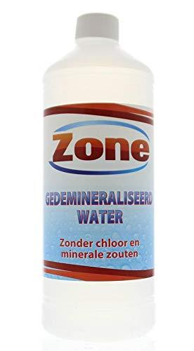 Zone Gedemineraliseerd Water, 1000 Ml