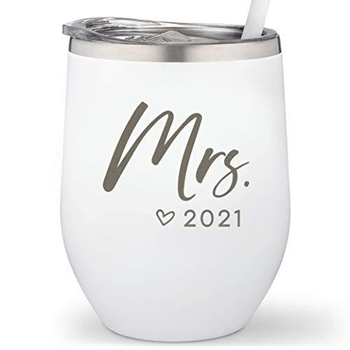 mrs wine tumbler