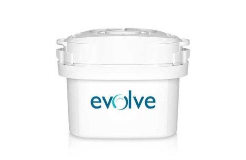Aqua Optima Evolve - Cartuchos de filtro de agua (30 días)