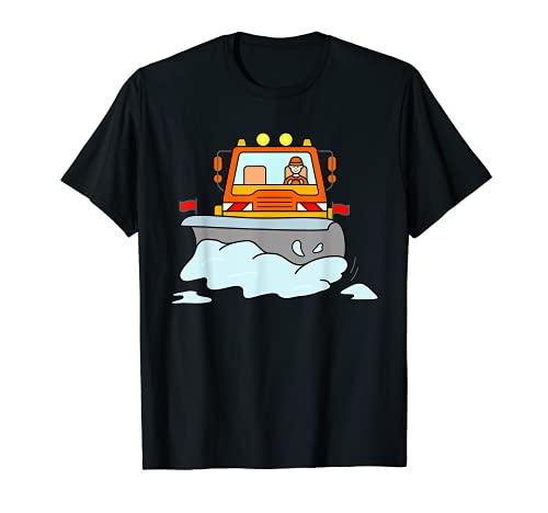 Pala quitanieves para nieve Camiseta