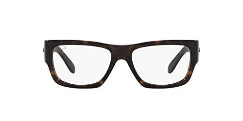 Ray-Ban 0RX5487 Gafas, Havana, 52 Unisex Adulto