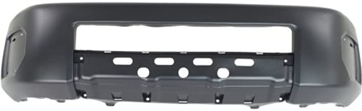 Front Bumper Cover Compatible with 2007-2014 Toyota FJ Cruiser Textured