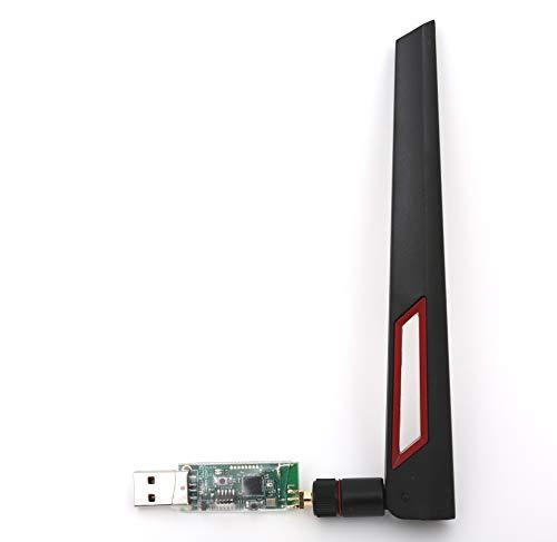 CC2531 ZigBee USB-Stick zigbee2mqtt ioBroker FHEM 12db Antenne