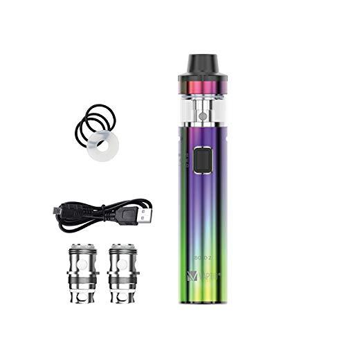Vaptio Solo 2 KIT 2.0ml/4.0ml Tank Dual Core All-in-One Vaporizzatore per sigaretta elettronica No E Liquid No Nicotine (Camaleonte)