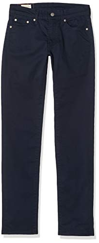 Levi's Herren 511 Slim Jeans, Blau (Baltic Navy Sueded Sateen Wt B 4432), W31/L30