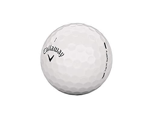 Callaway Hex Soft Golf Balls (Two Dozen) White