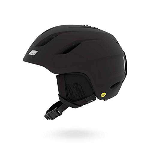Giro Nine MIPS Casque de Protection Unisex-Adult, Noir Mat, S 52-55.5cm