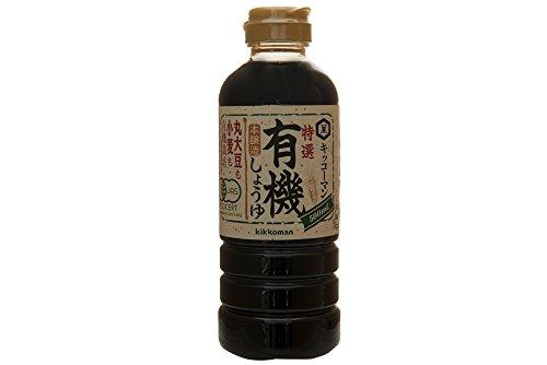 Salsa di soia yuki kikkoman- 500 ml