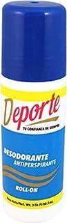 Deporte Desodorante Antiperspirante Roll-on 3oz