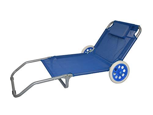 Import SPIAGGINA Trolley Per Mare E Campeggio