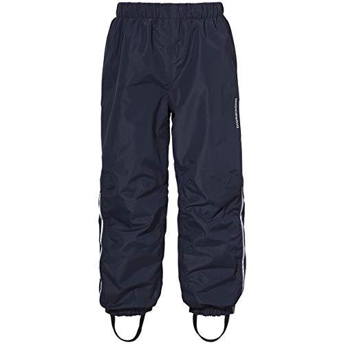 Didriksons skibroek snowboardbroek Vin Kid's Pant donkerblauw winddicht effen kleuren