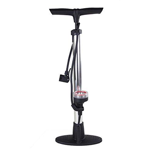 Bycicle Gear 871125222823 Pumpe von Fahrrad an, schwarz