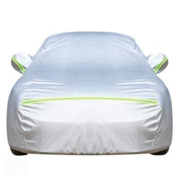 ZQXFZ Car Cover FüR Cadillac STS, Sonnenschutz Staubdicht Atmungsaktiv Wasserdicht Schneeschutz Autoabdeckung AutozubehöR