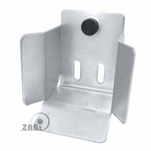 ZAB-S (Code:GN-70) Auflaufschuh für Tore Metallbefestigung (GN-70)