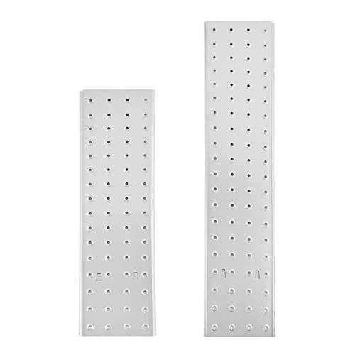 MAXCRAFT Conjunto de Plataformas para Multi-propósito Escalera Multifunción 4x5 Peldaños Escalera de Aluminio