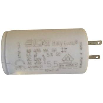 Condensateur moteur pour volet roulant bubendorff 3.15 /µF