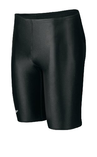 Speedo Boys' Jammer Swimsuit-PowerFlex Eco Solid Manufacturer Discontinued