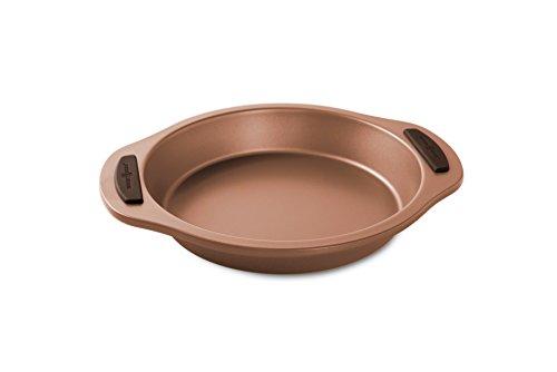 Nordic Ware Moule à gâteau rond en cuivre 22,9 cm