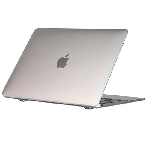 iPearl mCover Hard Shell Case for 12-inch MacBook (with 12-inch Retina Display and USB-C Connector, Model A1534) (Clear)