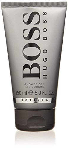 Hugo Boss Bottled, homme/man, Duschgel, 150 ml