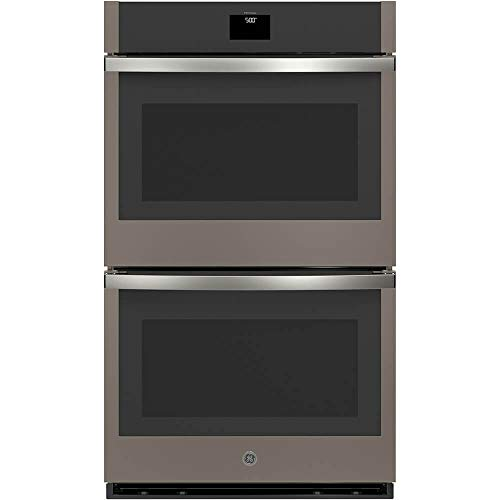 GE JTD5000ENES 30 Inch Electric Double Wall Oven in Slate