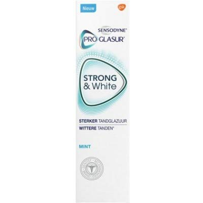 Sensodyne Tandpasta Proglasur Strong & White, 75 ml