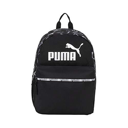 PUMA Kinder Rucksack Grandslam Backpack, Grandslam Rucksack, PE1186, Schwarz, PE1186