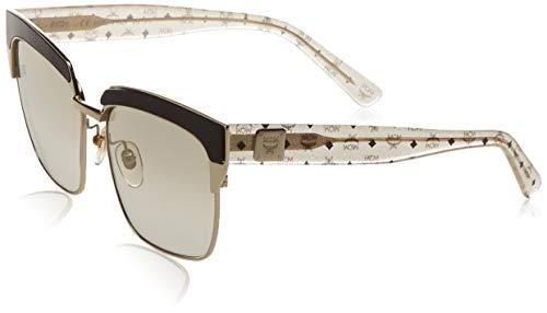 MCM Damen MCM102S 718 56 Brillengestelle, Gold (Gold/Gold Marble Glitter)