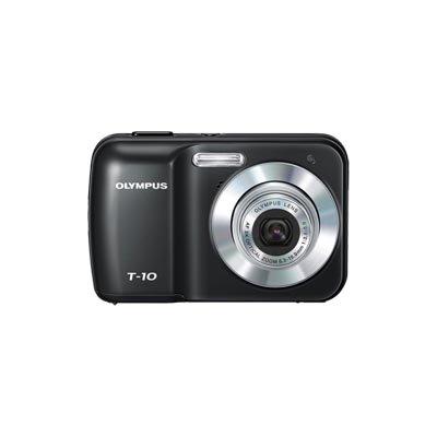 Olympus T10 Black 10MP Digital Camera