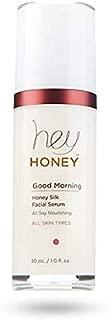 Hey Honey Good Morning Honey Silk Facial Serum, 1 Fluid Ounce