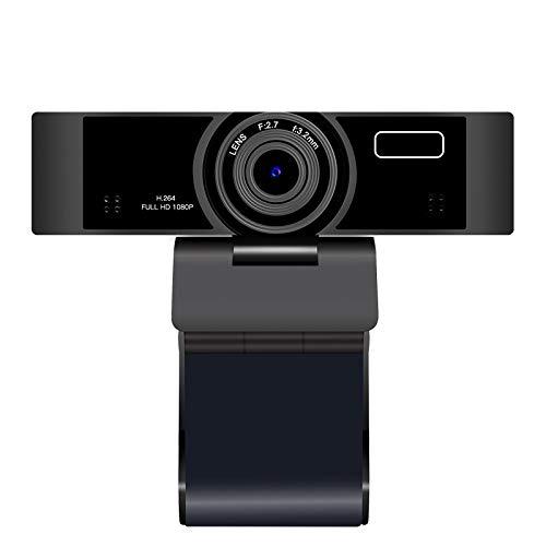 Nrpfell CáMara J172C 1080P, CáMara de Alta DefinicióN para Computadora USB de Enfoque AutomáTico Adecuada para PC, Computadora PortáTil