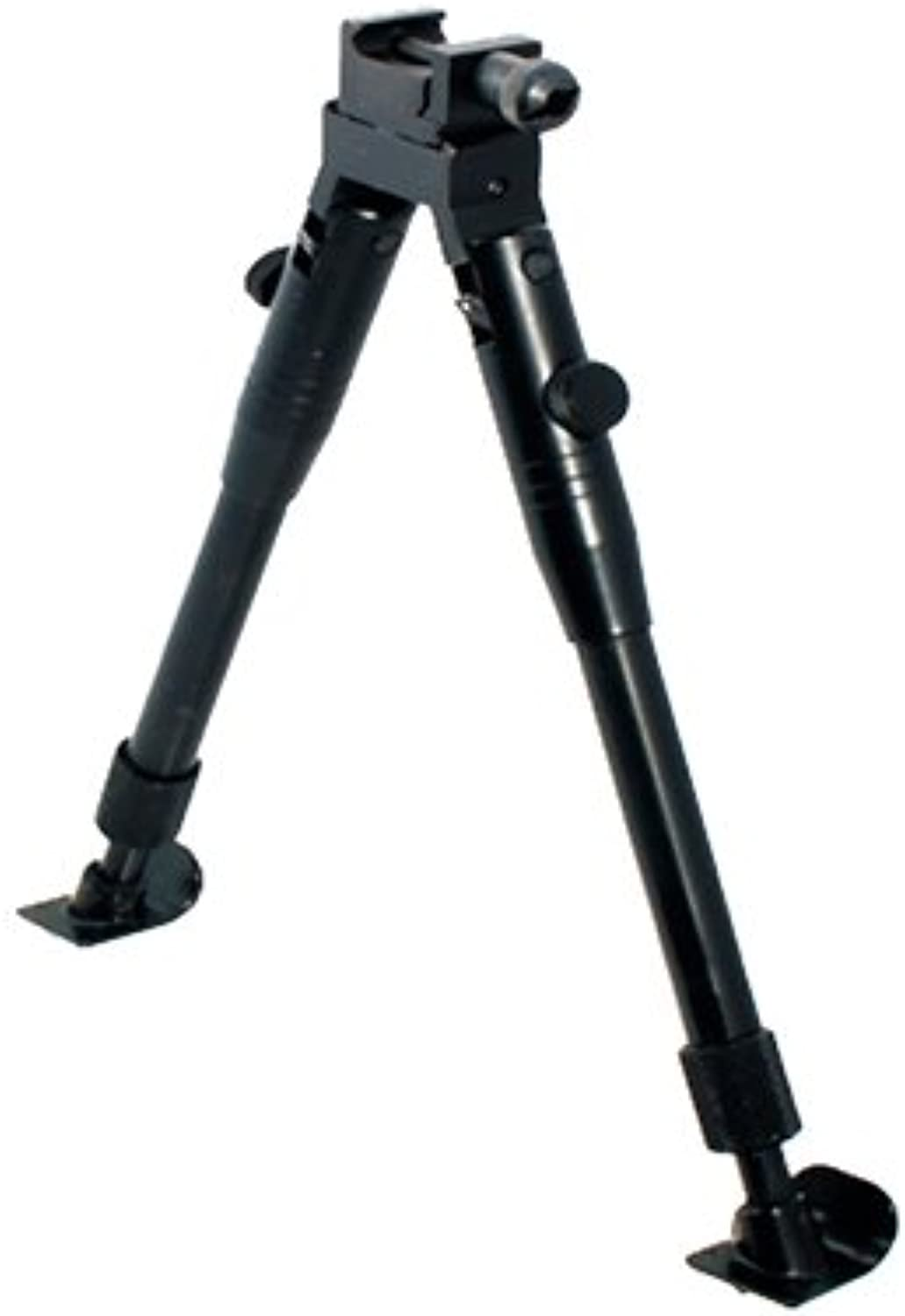 UTG Shooter's Sniper Bipod, Steel Feet, Height 8.2 10.3