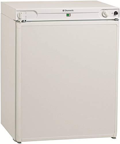 DOMETIC RF62 Réfrigérateur à absorption à poser, 56L, TRIMIXTE 12/230V/Gaz, 30°C en dessous de la température ambiante, p502xh617xl486mm, Norme FR