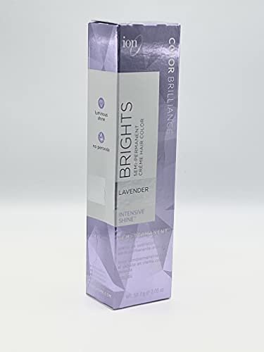 Ion Lavender Semi Permanent Hair Color Lavender