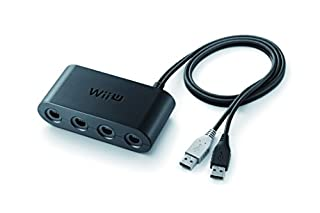 Super Smash Bros. GameCube Adapter for Wii U by Nintendo Gamecube Controller Adapter (B00L3LQ1FI) | Amazon price tracker / tracking, Amazon price history charts, Amazon price watches, Amazon price drop alerts