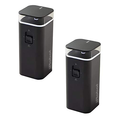 Zealing - 2 barriere virtuali a doppia modalità, per iRobot Roomba serie 500/600/700/800/900